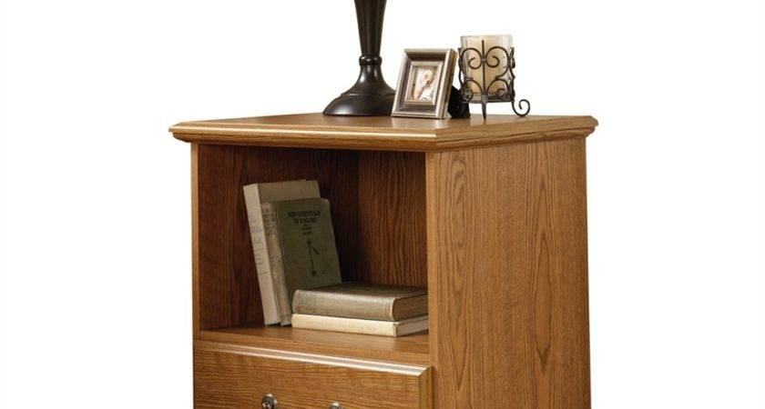 Sauder Orchard Hills Nightstand Atg Stores
