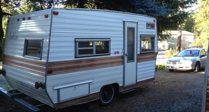 Scamper Travel Trailer North Nanaimo