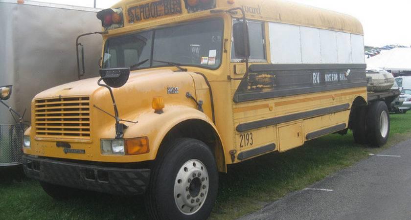 School Bus Conversion Flickr Sharing