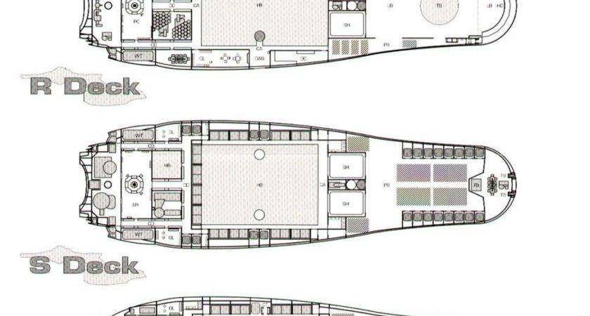 Sci Spacecraft Deck Plans Pics Space