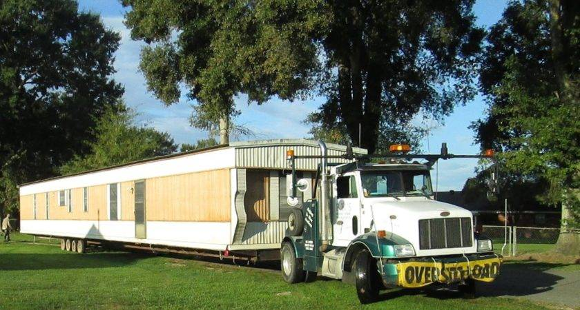 Scott Mobile Home Moving Transportation Set