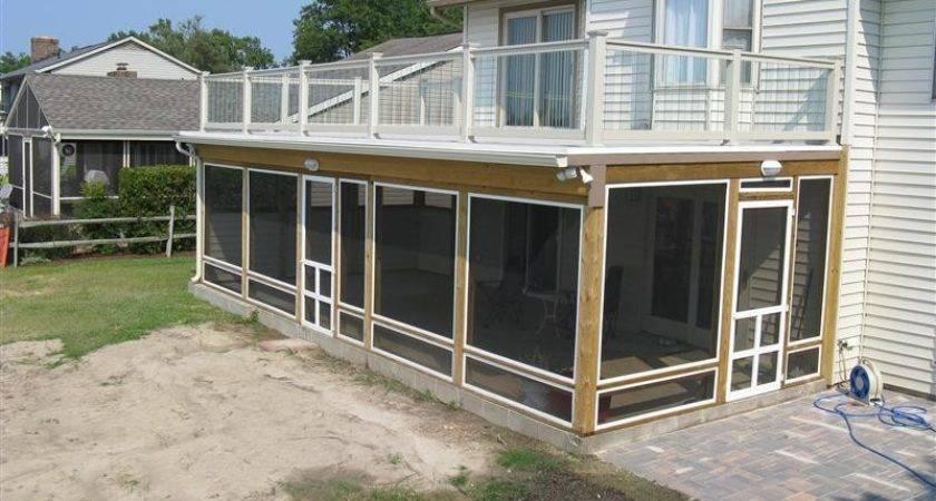 Screen Porch Designs Construction Acdecks
