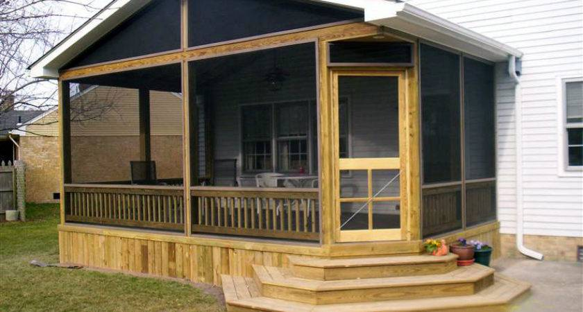 Screen Porch Designs Construction Acdecks