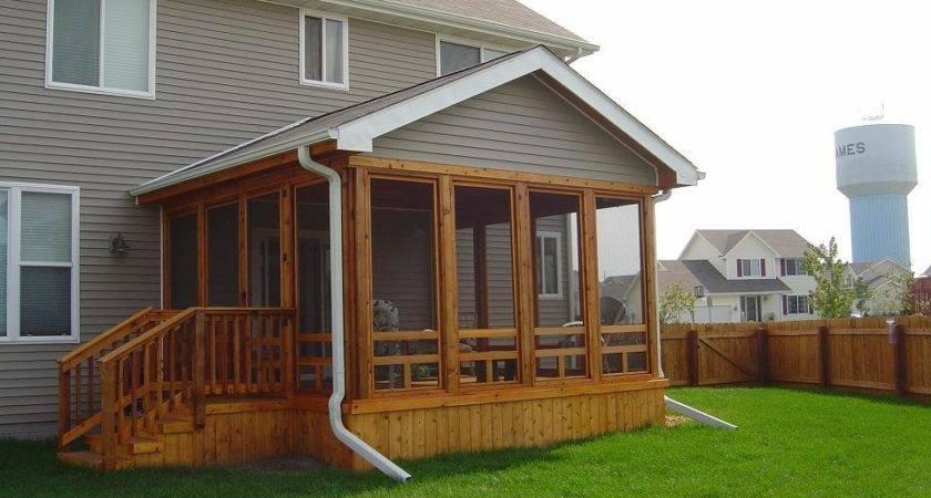 Screen Porch Ideas Designs Interior Exterior Homie