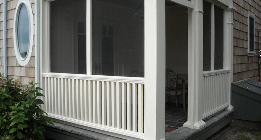 Screen Porch Screened Photos