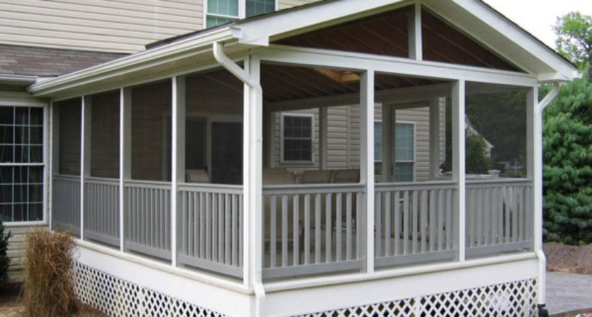 Screen Porches Maryland Washington
