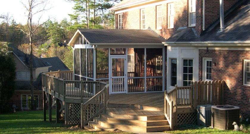 Screened Porch Concord Room Addition Sunroom