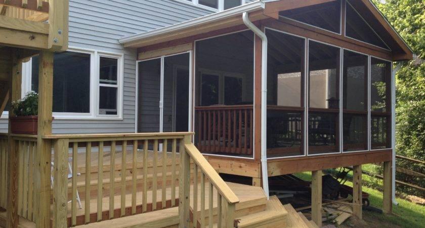 Screened Porch Floor Insulation