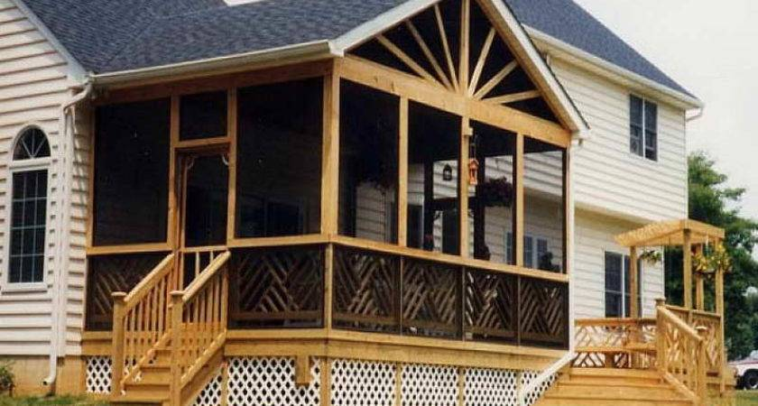 Screened Porch Ideas Plans Joy Studio Design
