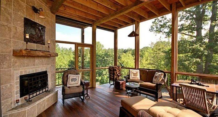 Screened Porch Lovely Addition Your Home