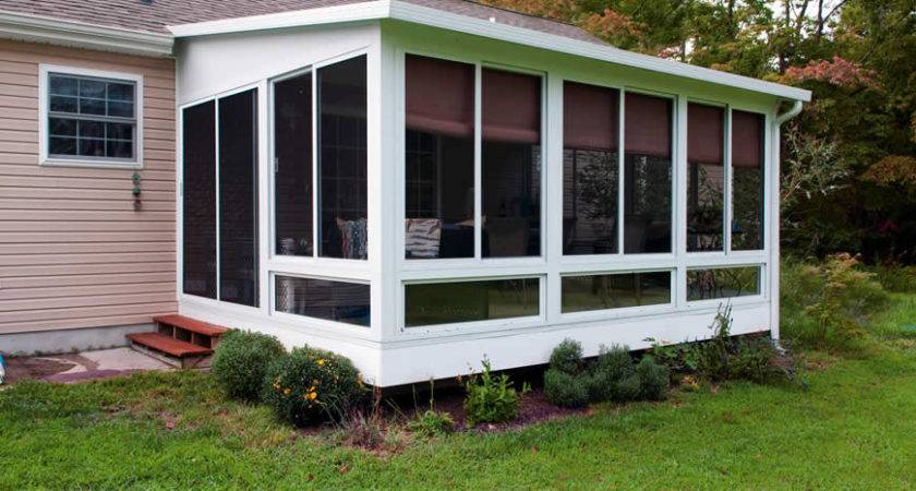 Screened Porches Chicago Porch Contractor