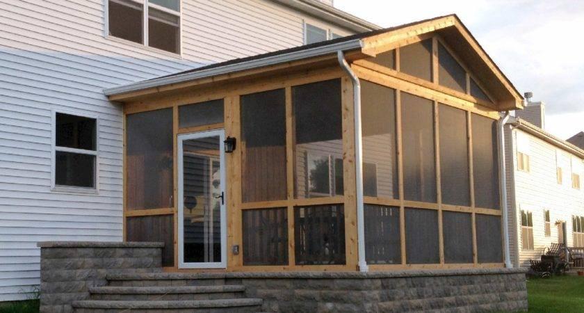 Screened Porches Windows Walls Doors Floors