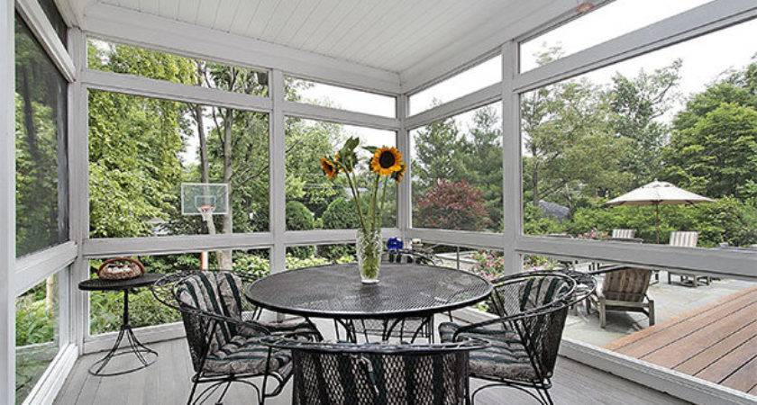 Secret Enclosed Patio Ideas Budget Home Design