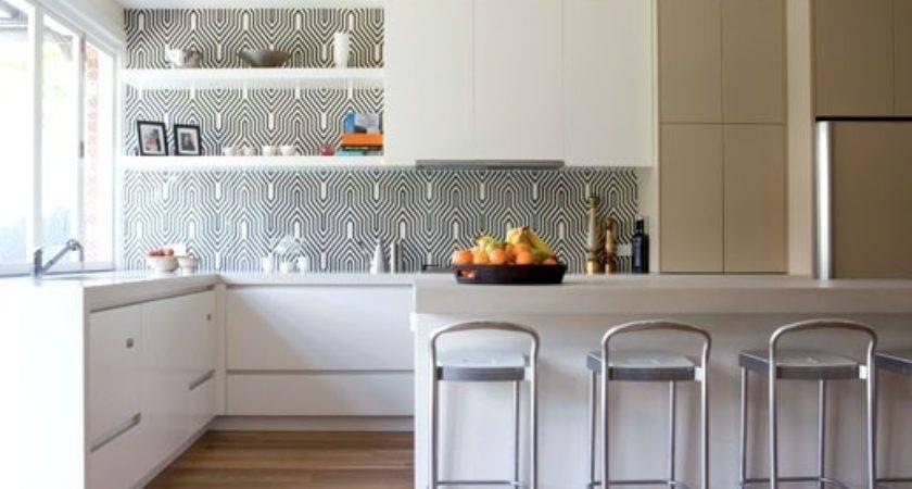 Secrets Beautiful Backsplashes Home Design Ideas