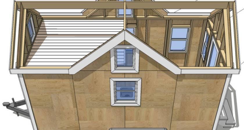 Self Sufficient Home Floor Plan House Design Plans