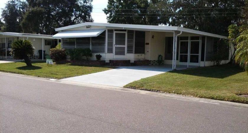 Senior Retirement Living Fleetwood Mobile Home