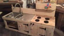 Sensational Pallet Kitchen Kids Ideas