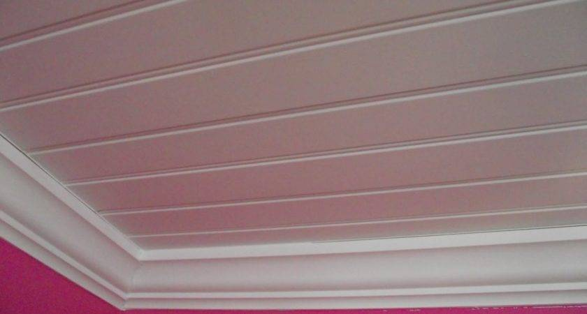 Serendipity Chic Design Putting Bead Board Ceiling
