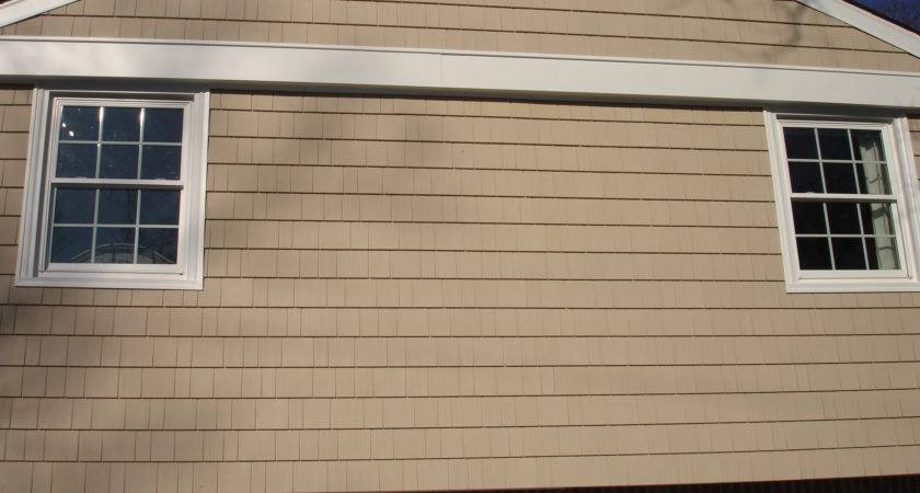 Shaker Siding Home Design