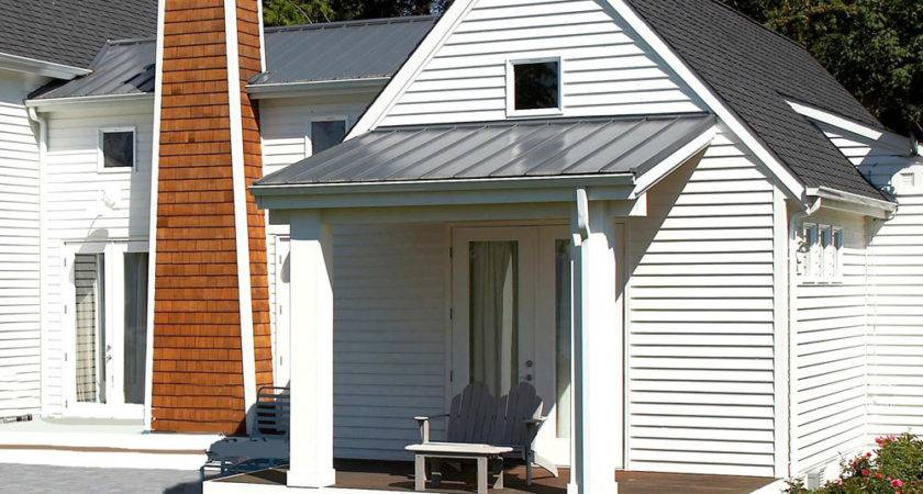 Shape Covered Porch Roof Design Matching Your Home