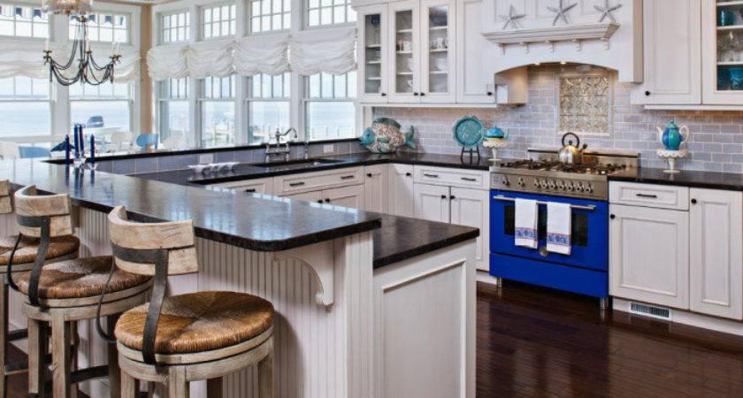 Shaped Kitchen Layout Ideas