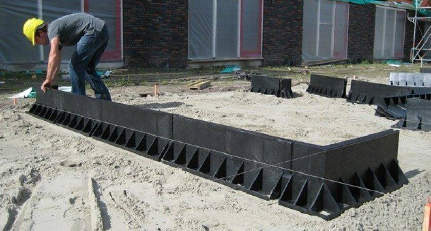Shed Foundation Plastic Klp Lankhorst