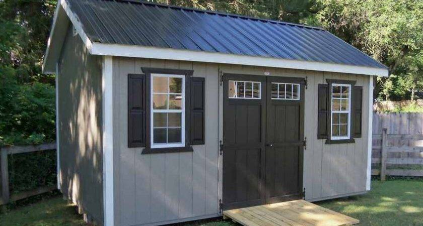 Shed Maintenance Care Your Part