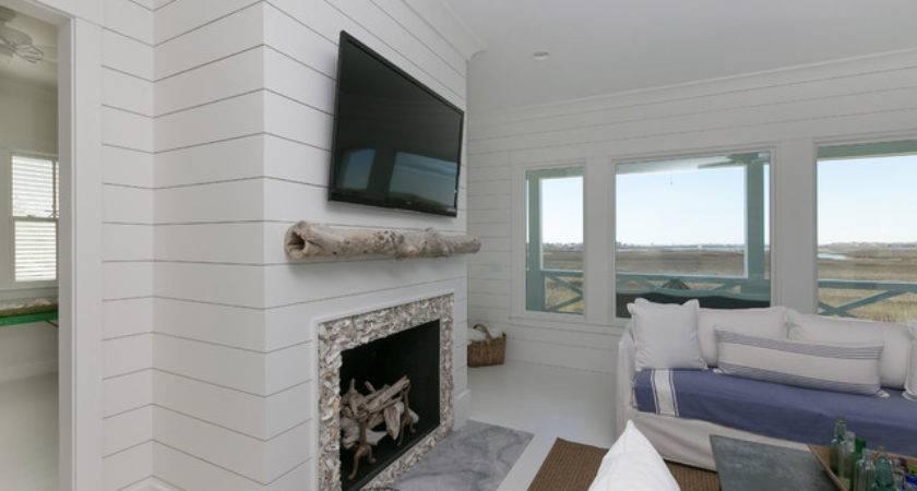 Shiplap Wood Interior Design Home House