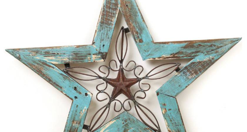 Shop Houzz Mexican Imports Wood Iron Texas Star