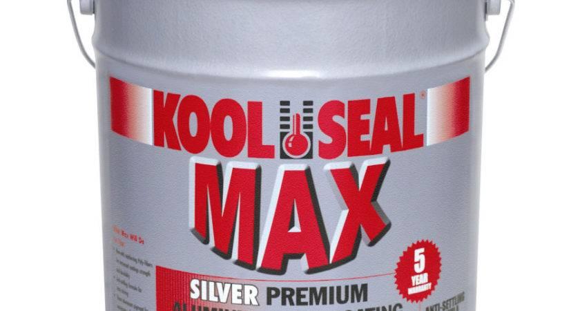 Shop Kool Seal Reflective Roof Coatings Lowes