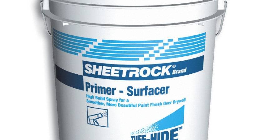 Shop Sheetrock Brand Gallon Interior Latex Primer