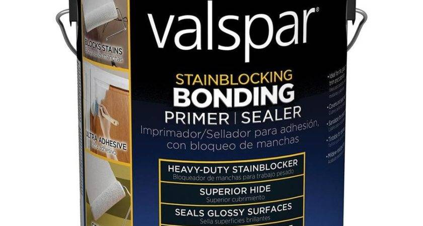 Shop Valspar Gallon Interior Latex Primer Lowes