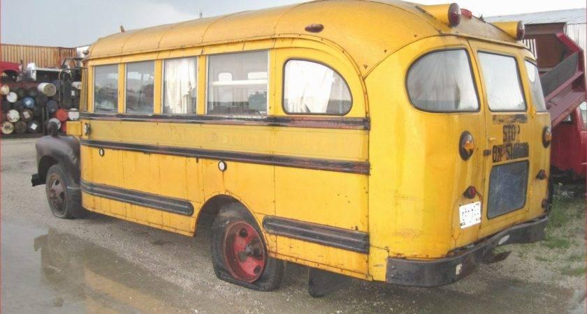 Short Bus Camper Conversion Sale Luxury Chevrolet