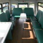 Short School Bus Long Tailgating Fun