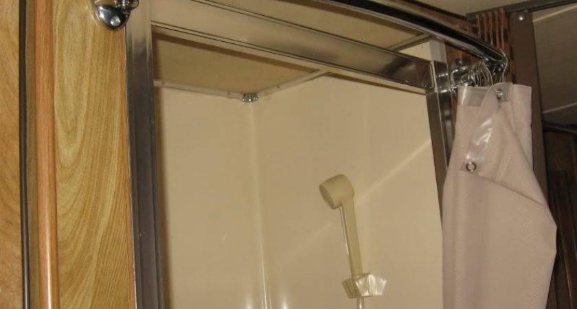 Shower Curtain Track Home Honoroak