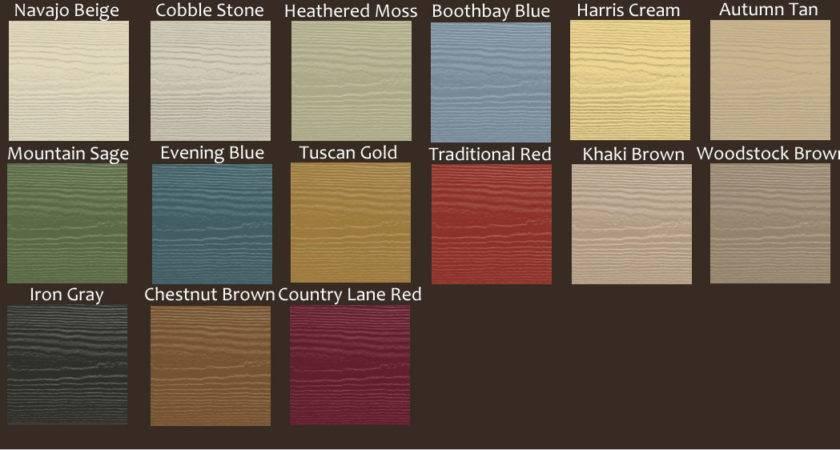Siding Portland Vancouver James Hardie Plank Color Plus