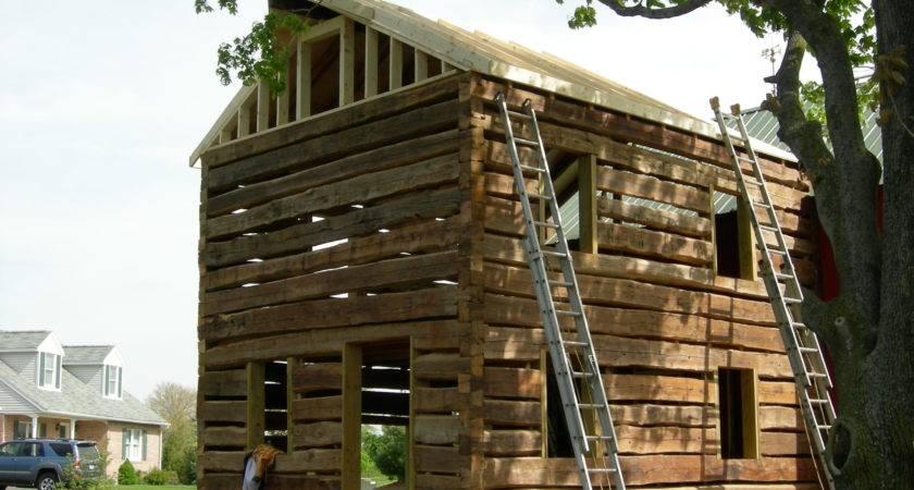 Siding Repairs Log Cabin Repair