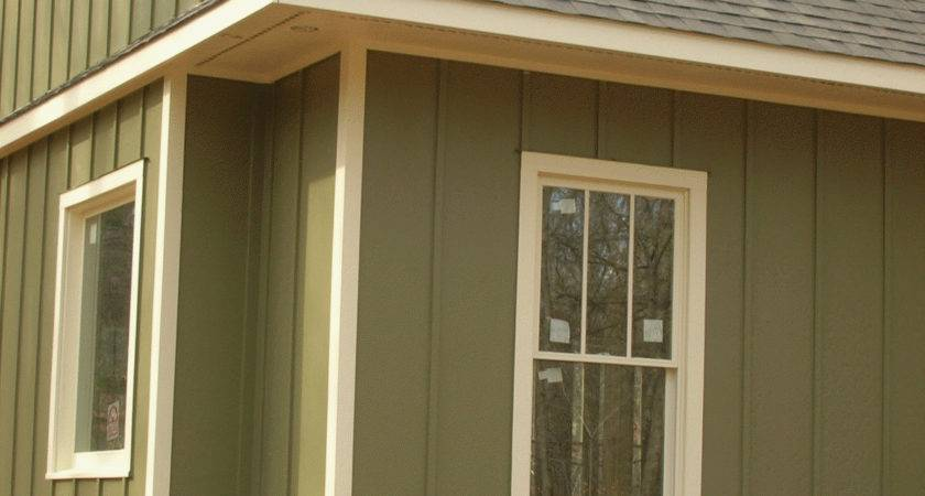 Siding Repairs Vertical Wood Repair