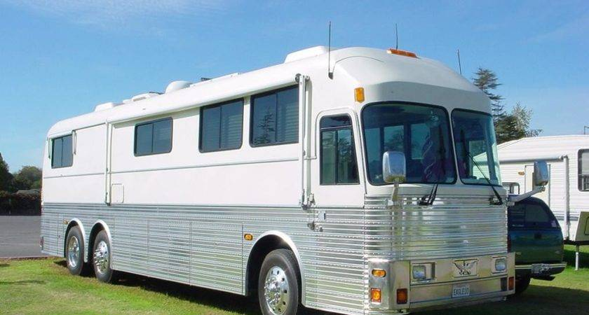 Silver Eagle Bus Sales Motor Home Conversion