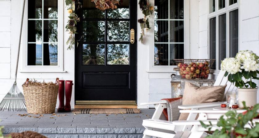 Simple Fall Decorating Ideas Your Front Porch