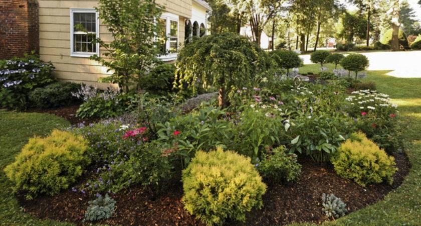 Simple Landscape Diy Landscaping Designs Oregon Trail