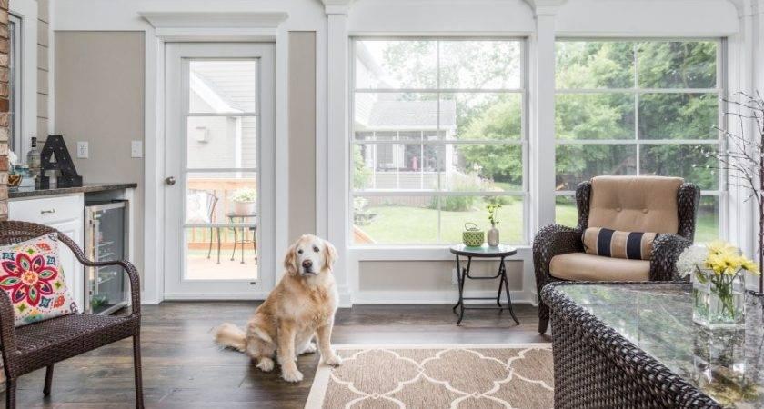 Simple Season Porch Windows Bistrodre
