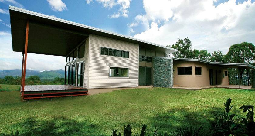 Simple Self Sustaining House Design Ideas