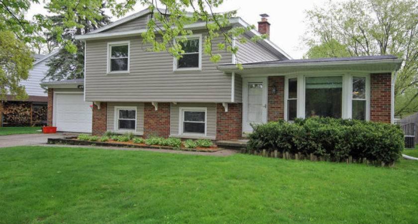 Simple Tri Level House Placement Building Plans