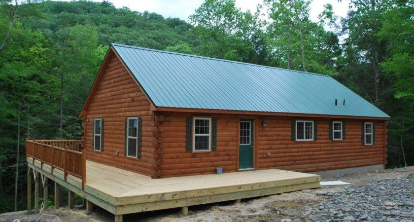 Single Wide Log Cabin Joy Studio Design Best