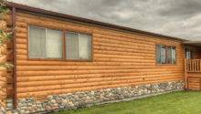 Single Wide Mobile Home Remodel Exterior