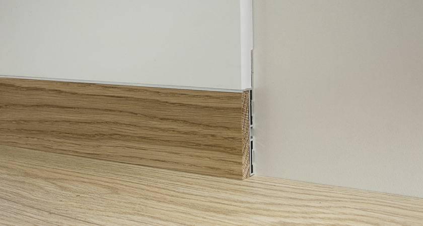 Skirting Boards Metal Line