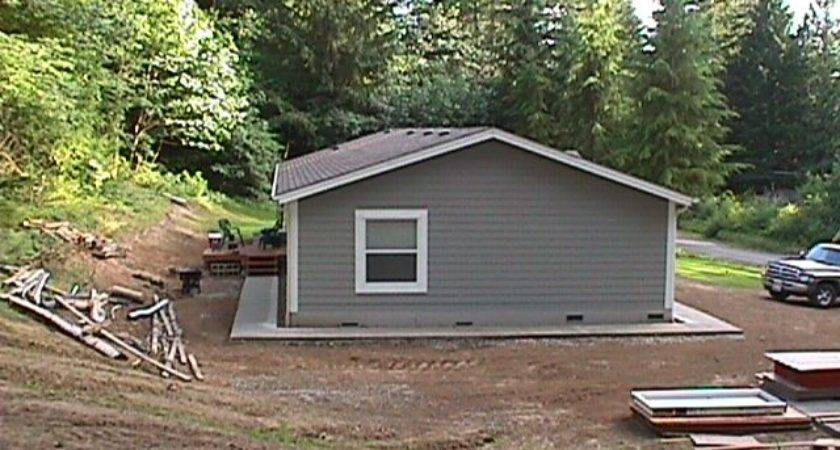 Skirting Manufactured Home Owner