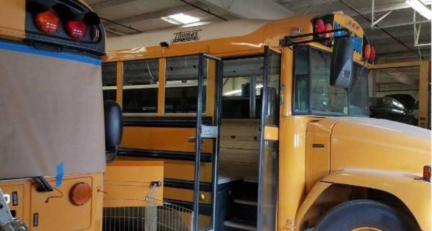 Skoolie Used School Buses Sale Home Conversions