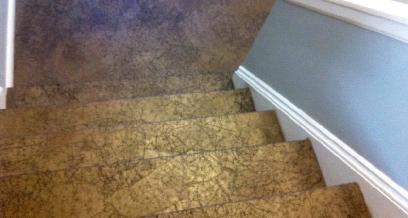 Slate Style Paper Bag Floor Flooring